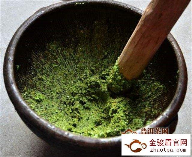 """""""茶文化活化石""""擂茶 飘香鹭江"""