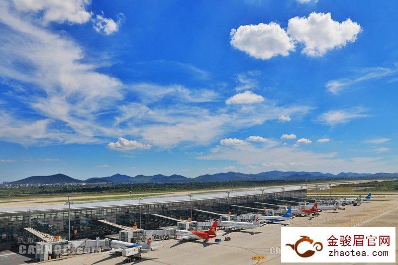 新航季 南京禄口机场新增吕梁、六盘水、武夷山等航线